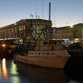 Juergen Roth - Boston Fish Pier