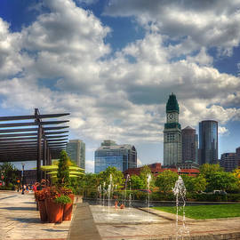 Joann Vitali - Boston Rose Kennedy Greenway