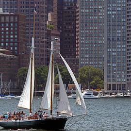 Juergen Roth - Boston Sailing