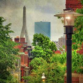 Joann Vitali - Boston Scenes - Charlestown, Ma