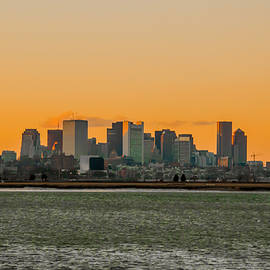 Brian MacLean - Boston Sunset