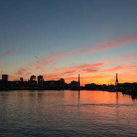 Dave Files - Boston Sunset
