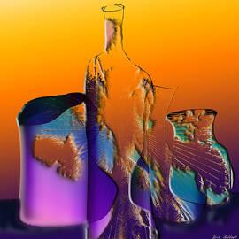 Iris Gelbart - Bottles 9
