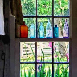 Susan Savad - Bottles on Kitchen Window