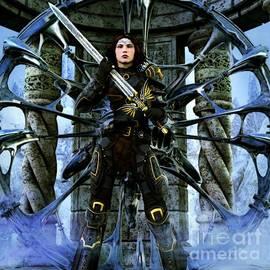 Gabor Gabriel Magyar - Forgottenangel - Boudica