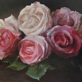 Bouquet de table - Kira Weber