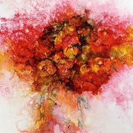 Carolyn Rosenberger - Bouquet in Red