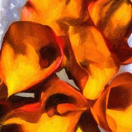 rdm-Margaux Dreamations - Bouquet of Calla Lilies