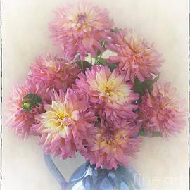 Ann Jacobson - Bouquet of Dahlias