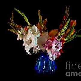 Torbjorn Swenelius - Bouquet of Gladiolus