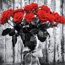 Wim Lanclus - Bouquet of Roses