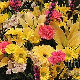 Dora Sofia Caputo Photographic Art and Design - Bouquet of Summer Blossoms