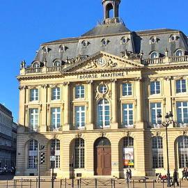 Barbara Plattenburg - Bourse Maritime in Bordeaux