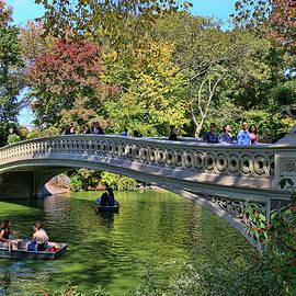 Allen Beatty - Bow Bridge Central Park # 2