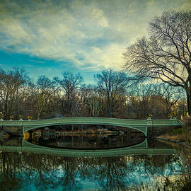 Chris Lord - Bow Bridge Reflection