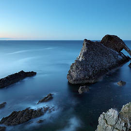Grant Glendinning - Bow Fiddle Rock Sunset