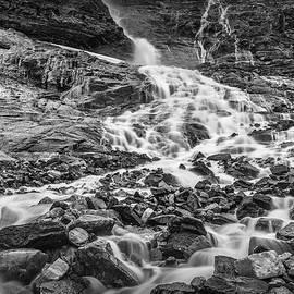 Yves Gagnon - Bow Glacier Waterfalls