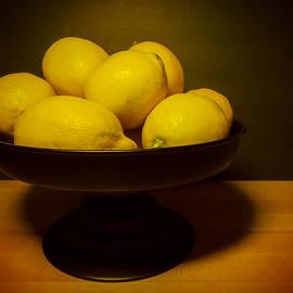 Kathy Franklin - Bowl of Lemons