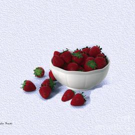 Linda Troski - Bowl of Strawberries