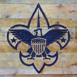 Pat Turner - Boy Scout Logo