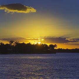 Lynn Bauer - Boynton Beach Sunset