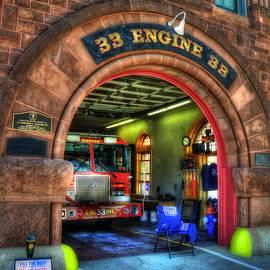 Joann Vitali - Boston Fire Dept - Engine 33 Ladder 15