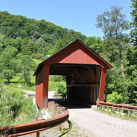 Wanda-Lynn Searles - Braley Covered Bridge