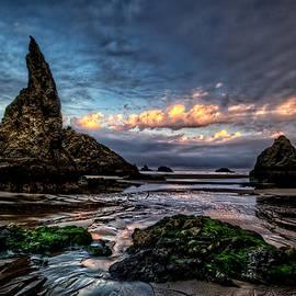 Ken Smith - Bandon Beach Sunrise