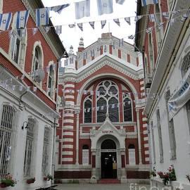 Barbie Corbett-Newmin - Brasov Synagogue