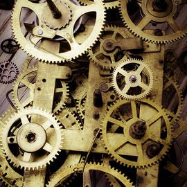 Brass Clock Gears - Garry Gay