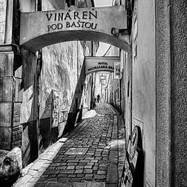 C H Apperson - Bratislava Alley BW