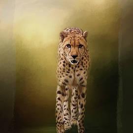Jordan Blackstone - Brave Enough - Cheetah Art