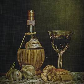 Hugo Bussen - Bread and wine
