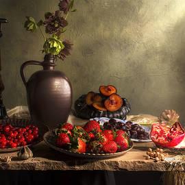 Jon Wild - Breakfast Fruits