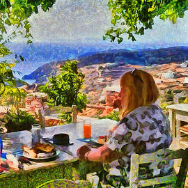 Laurence Canter - Breakfast On Sifnos
