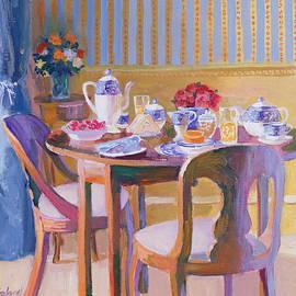 Breakfast Table - William Ireland