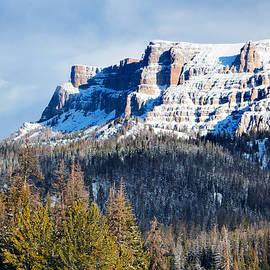 Nicholas Blackwell - Breccia Cliffs