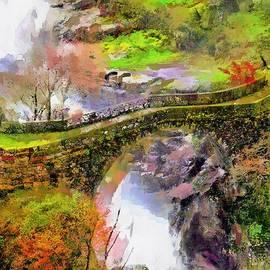 Catherine Lott - Bridge Arial View