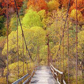 Serhii Kucher - Bridge In To The Autumn