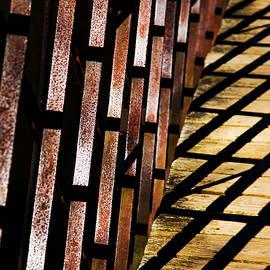 Karol Livote - Bridge Lines