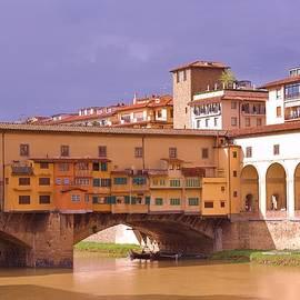 Slawek Aniol - Ponte Vecchio, Florence