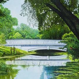 Michael Frank - Bridges of Forest Park III