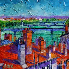 Mona Edulesco - Bridges Of Lyon