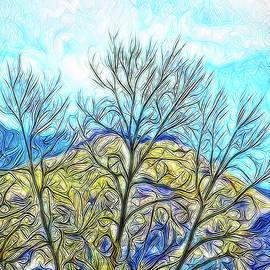 Joel Bruce Wallach - Bright Mountain Sunday