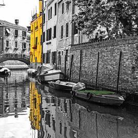 Shirley Mangini - Bright Spot in Venice