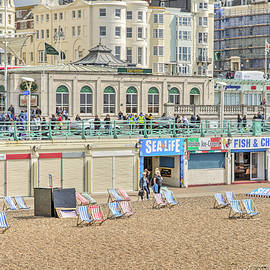 Keith Armstrong - Brighton Seaside