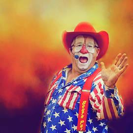 Toni Hopper - Bringing Fun to the Rodeo Greek Ellick Jr.