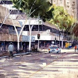 Sof Georgiou - Brisbane Cityscape #1