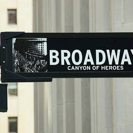 Allen Beatty - Broadway - Canyon of Heroes