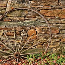Allen Beatty - Broken Wagon Wheel